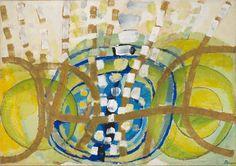Gustav Bolin - Spirales Jardin #gallery #art #abstraction #paris #pfgarcier