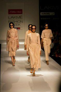 Nishka Lulla - Lakme Fashion Week SR 2013