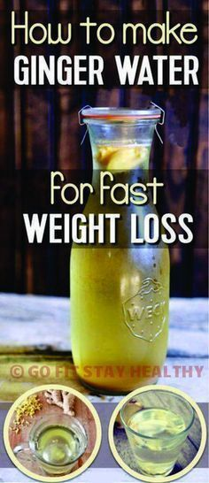 Losing weight seems to be the focus of attention of many individuals who'd like to improve their appearance and promote their overall health. The internet is flooded with countless natural remedies for weight loss which are rarely effective and provide no significant results. However, in this article we're about to share with you one such recipe but a highly effective one. In this article we're going to talk about ginger water and its health benefits and weight loss