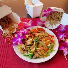Chicken and Shrimp Stir-fry #WeekdaySupper #Asianfood
