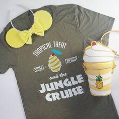 Dole Whips & Jungle Cruise