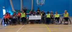 Access Legal encourages support for Northamptonshire Phoenix Wheelchair Basketball Club