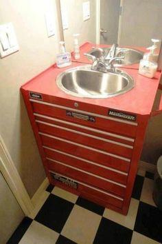 Mancave? What about a manbathroom?! - Imgur