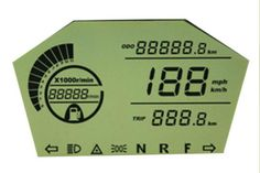 Application:Motormeter Display Type: HTN Polarizer Type: Transflective/Positive Driving Method: 1/4D,1/3B Operating Temperature: -30℃~ +80℃ Storage Temperature: -40℃~ +90℃ Operating Voltage: 5.0V The product can be produced according to the customer's specific requirements. Liquid Crystal Display, Electric Power, Strip Lighting, Digital Alarm Clock, Tech, Positivity, Electronics, Storage