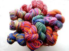 Colorful Stitches