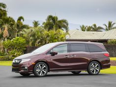 Honda Odyssey 2018 New Car UHD Wallpapers and 4K Backgrounds Download Free   HD Wallpapers