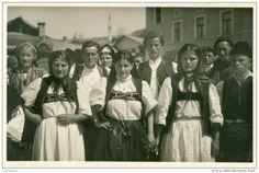 Sarajevo, Bosnia-Hercegovina 1930 and 1936.  (All pictures are from Sarajevo za svu raju i cijeli svijet)