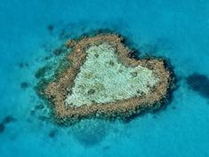 THE WORLD GEOGRAPHY: 10 of the Most Beautiful Hearts on Earth's Surface