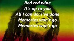 red red wine ub40 lyrics - bob marley