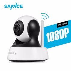 check discount sannce 720p 1080p hd cctv ip camera ir cut daynight vision p2p indoor wireless wifi #picture #windows
