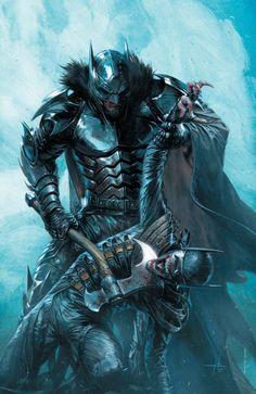 Batman: Dark Nights - Metal cover by Gabriele Dell'Otto Batman Metal, Batman Dark, Batman The Dark Knight, Batman Vs Superman, Evil Batman, Batman Arkham, Batman Robin, Batman Artwork, Batman Wallpaper