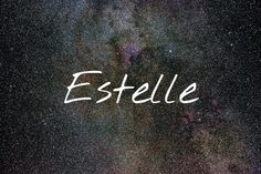 Estelle / French: meaning star - I will always love this name! It's so pretty and for me it's a perfect way to honor my maiden name. ❤️<<< or In elvish, Hope Pretty Names, Cute Names, Unique Baby Names, Awesome Names, Baby Girl Names, Boy Names, Star Names Baby, Name Inspiration, Writing Inspiration