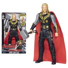 Avengers: Age of Ultron Titan Hero Tech Thor Action Figure