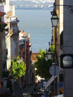 Lisboa: Chiado e Bairro Alto
