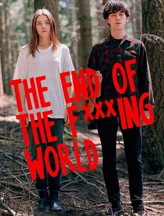 Primeira surpresa da Netflix em britânica The End Of The F***ing World mistura humor negro e drama adolescente na medida. Jessica Barden, Movies And Series, Movies And Tv Shows, Tv Series, Netflix Movies, Shows On Netflix, Watch Netflix, Movies Online, The End
