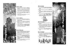 Feria y Fiestas de Chillón 2013 del 12 al 17 de agosto, en honor a nuestro patrón San Roque.