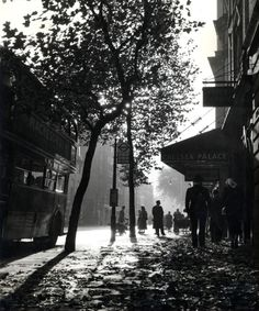 The Chelsea Palace on the Kings Road, 1953.