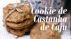 Como fazer Cookie de Castanha de Caju