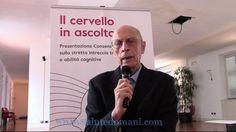 VIDEO PERCHE' TUTELARE L'UDITO- PROF A. PERACINO, MILANO www.youtube.com/watch?v=sTvIy_8s59E