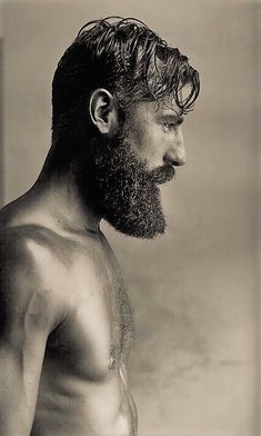 I Love Beards, Hot Beards, Great Beards, Awesome Beards, Beard Styles For Men, Hair And Beard Styles, Hairy Men, Bearded Men, Chaning Tatum