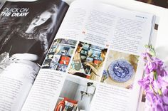 A few months ago I was interviewed by Live Ribble Valley magazine, Lancashire's premier guide to luxury living, about my design process, inspirations & my intricately hand illustrated homeware collections 🌿🌹🌸