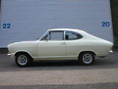 Opel Kadett-B Coupe LS