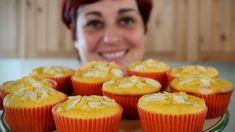 CAMILLE ALLA CAROTA Ricetta Facile - Carrot Muffins Easy Recipe CAMILLE, ricetta facile per le tortine di carote fatte in casa. Le Camille sono dolci con car...