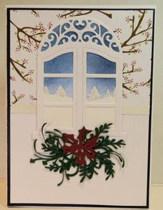Cricut Anna Winter Wonderland | Serene Winter by manetta - Cards and Paper Crafts at ...