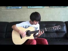 """Sungha Jung <33 http://www.sunghajung.com arranged and played """"Safe and Sound"""" by Taylor Swift."""