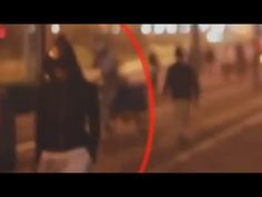 More Evidence !! Teleportation Girl Possibly REAL !! - YouTube ... ... an angel, not teleportation. Different days and clothes, caught in the act of helping three times. There is another video of just the auto near accident.