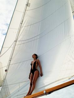 I want to go sailing right now!
