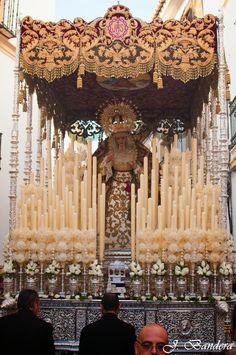 Las Fotografías de Bandera: Vía Crucis Magno de Córdoba 2013: La Virgen Reina ...