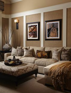Living Room Improvements on a Budget   Homes and styles