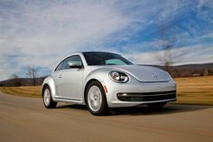 2012 Volkswagen Beetle TDI: Oil-Burning Bug to Have Debut at Chicago Auto Show