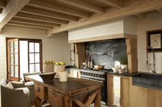rustic french farmhouse kitchens | Attractive Country Kitchen Designs – Ideas That Inspire You