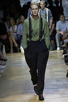 Yohji Yamamoto Spring 2007 Menswear