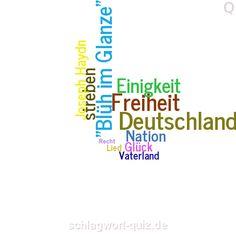 Welches bekannte Lied suchen wir? Lösung: http://schlagwort-quiz.de/raetsel/176