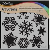 Colorbox Screens (stencil) - Blizzard