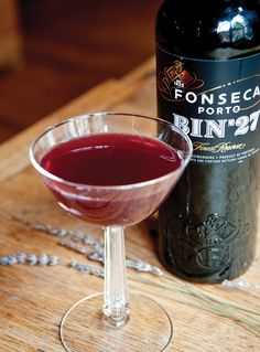 port cocktail w/ white rum, ruby port, cointreau & lime (try w/ spiced ...