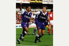 Stoke City: Nigel Gleghorn and Mark Stein