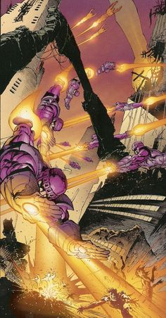 ✭ Sentinels- the coolest giant robots after Transformers