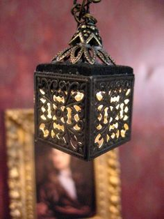 Lantern by dangerousmezzo, via Flickr
