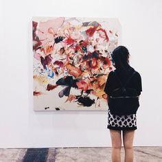 @kamplainnn ❃ painting photography art gallery
