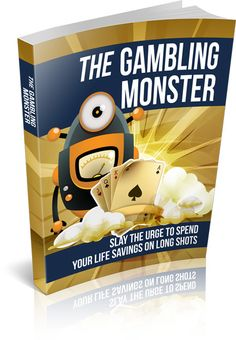 The Gambling Monster - Masters Resale Rights item for sale