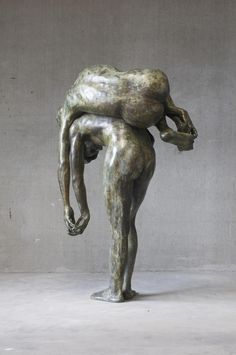 Lotta Blokker | I AM HERE NOW ATLAS 2005  Bronze