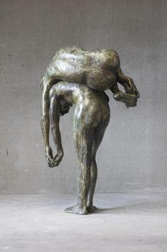 Lotta Blokker | I AM HERE NOW ATLAS 2005  Bronze