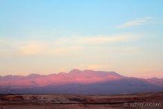 Deserto do Atacama – antes de partir…