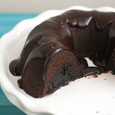 Tracey's Culinary Adventures: Tunnel of Fudge Bundt Cake