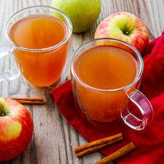 Nothing Says Fall Like Homemade Apple Cider Delish
