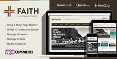 Faith - Multi Purpose WordPress Theme . Theme makes it easy to fully customize the Layout, Colors and Style within minutes. Due to its superb flexibility of its framework, it allows you to create unique Websites for many purposes like Magazine, Blog, Portfolio, Creative or